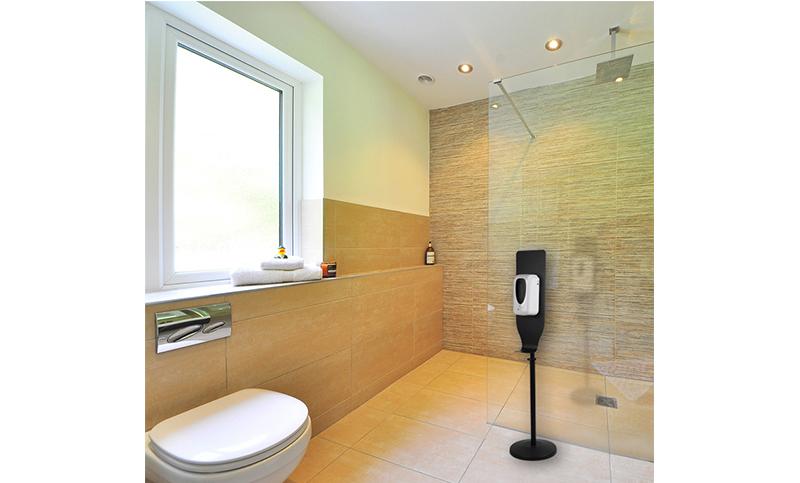 Automatic Liquid Soap Dispenser Touchless Sensor Wall Mount Sanitizer