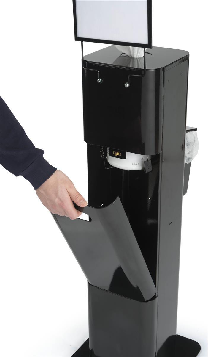 Hand Sanitizer Wipe Dispenser 2021