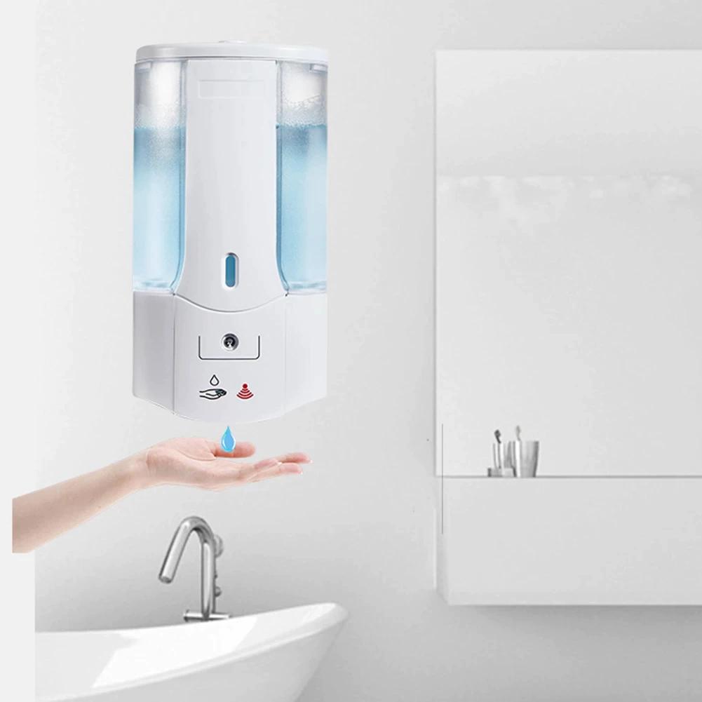 hand sanitizer wall dispenser